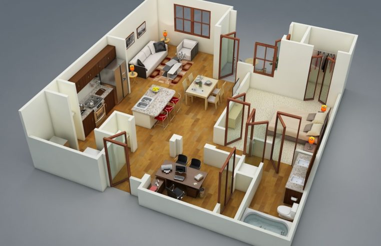 Home Plans in 3D – The Simple Approach to Select