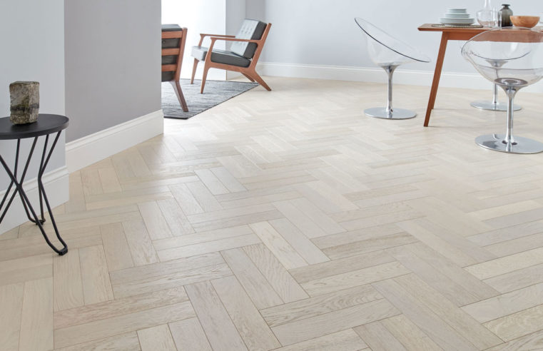 Wooden Flooring Provides The Charming Glow And The Vintage Hue