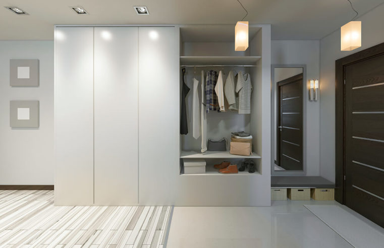 Creating the Perfect Bespoke Fitted Wardrobe