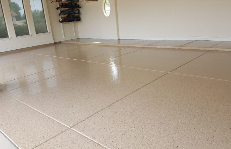 Three Reasons to Choose Epoxy Coated Concrete Flooring