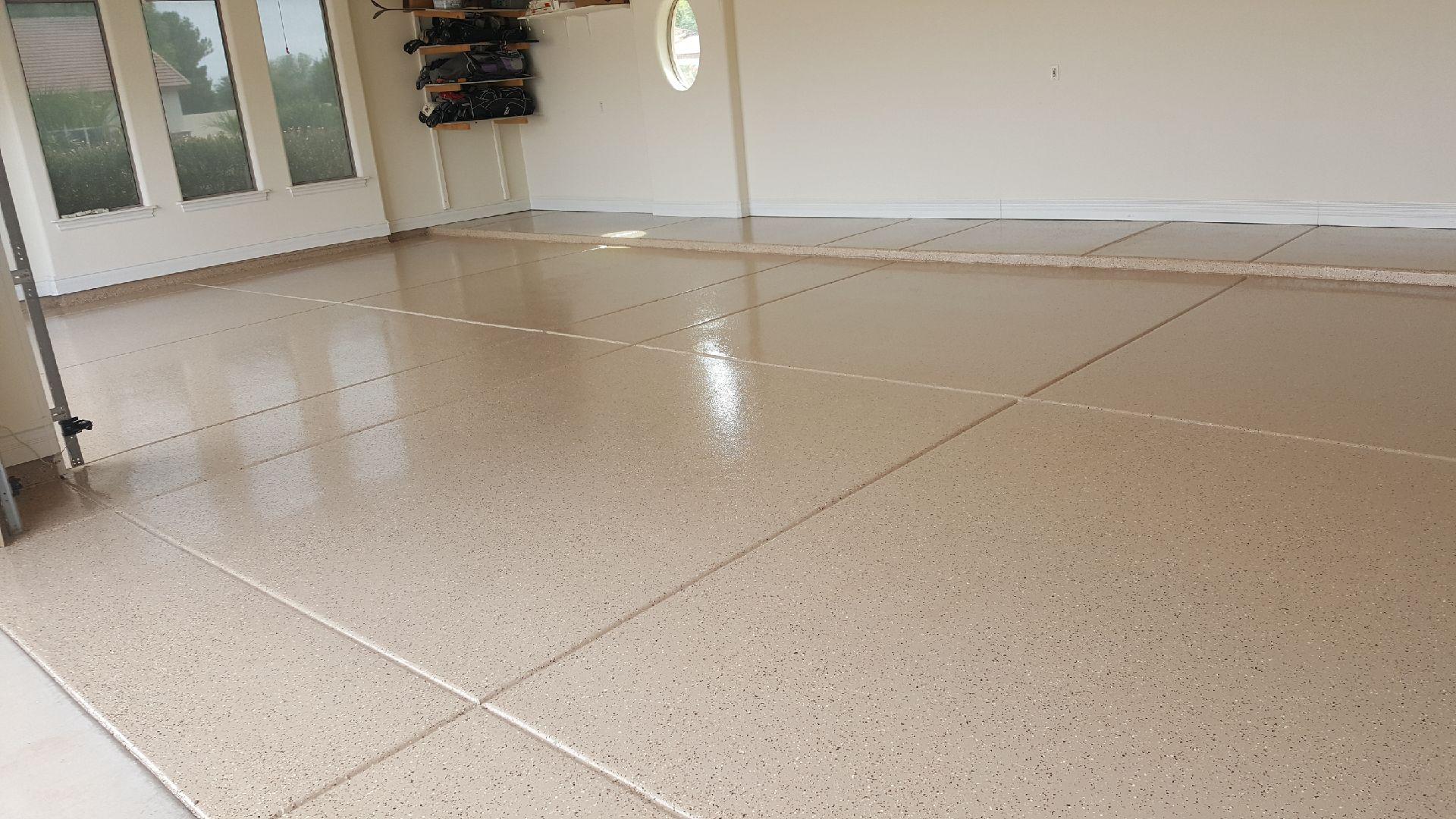 Three Reasons to Choose Epoxy Coated Concrete Flooring