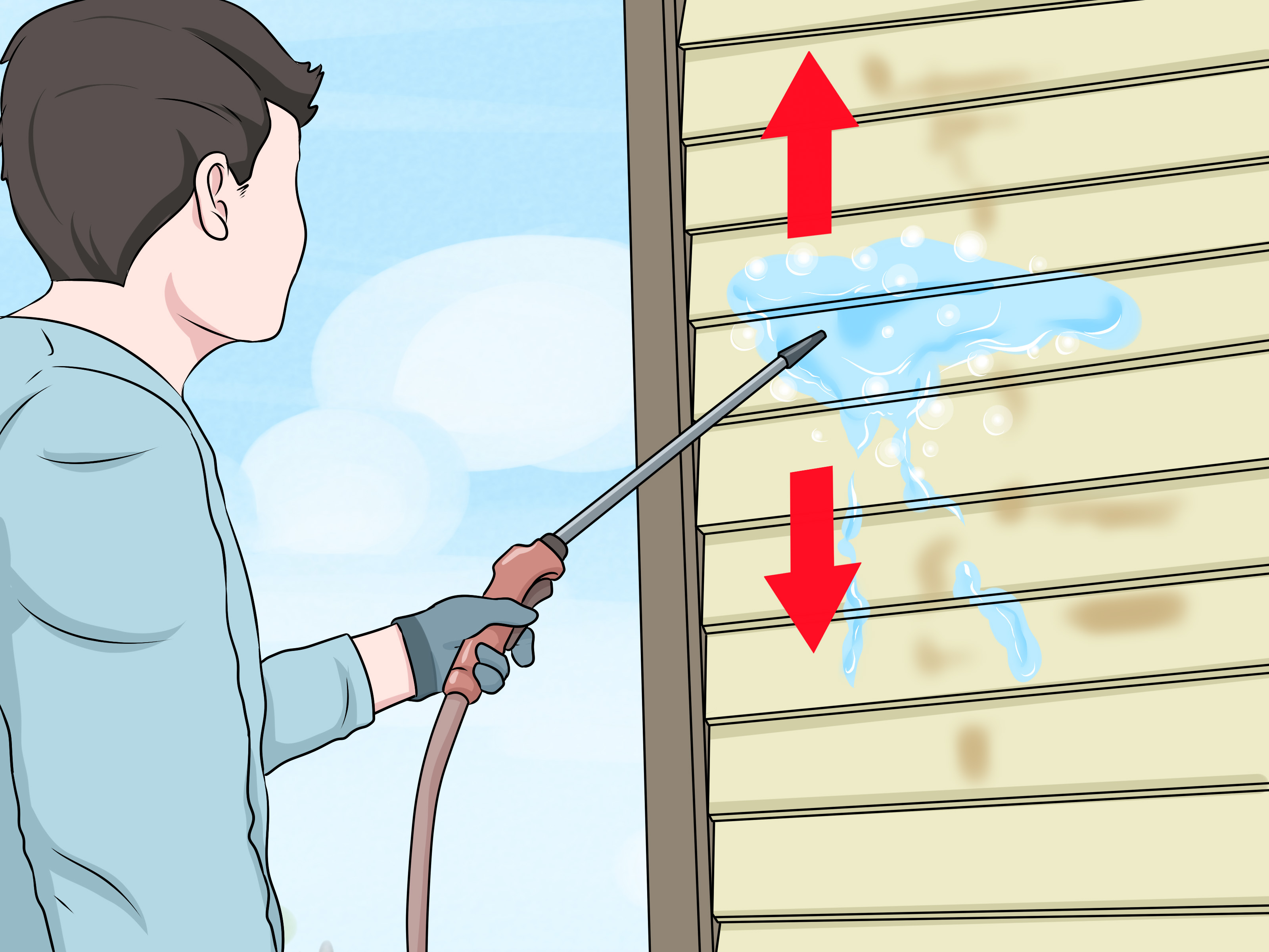 Tips to keep the exterior of your house clean and tidy