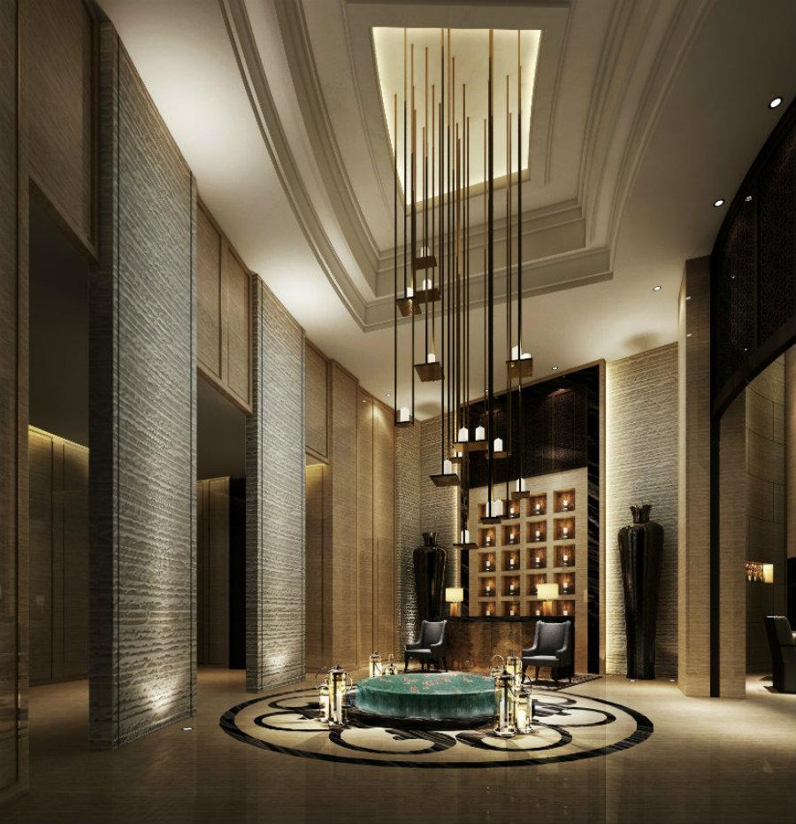 Hotel Lobby Decor Ideas