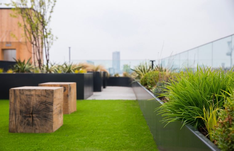 Rooftop garden design ideas you'll love