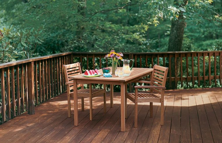 3 Easy Steps to Prepare Your Deck for the Outdoor Season