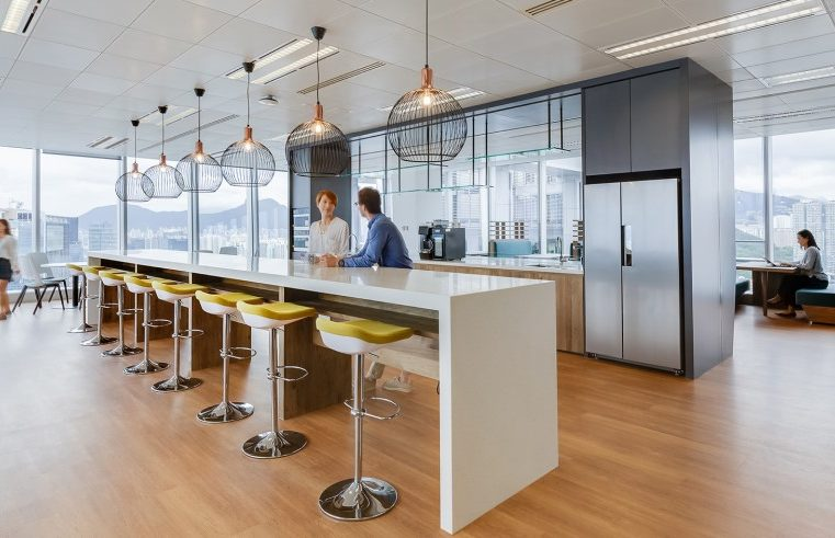 How Office Design Affect Your Employees Productivity