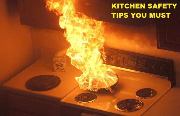 Top Safety Tips for the Kitchen