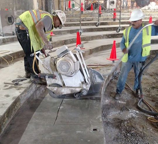 3 Reasons for Needing Concrete Sawing Crews
