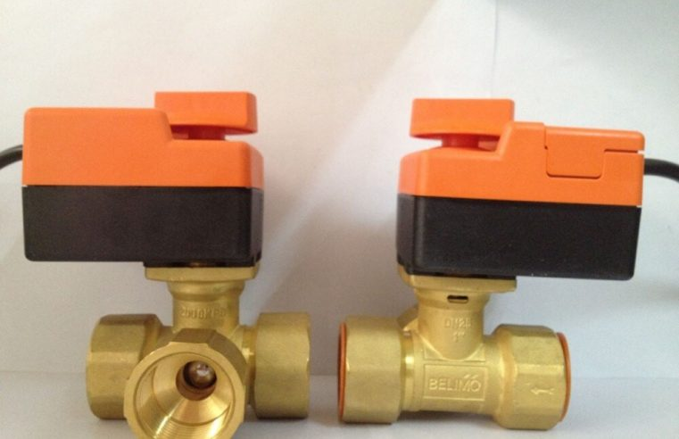 Believing These facts About Control Valves Will help you