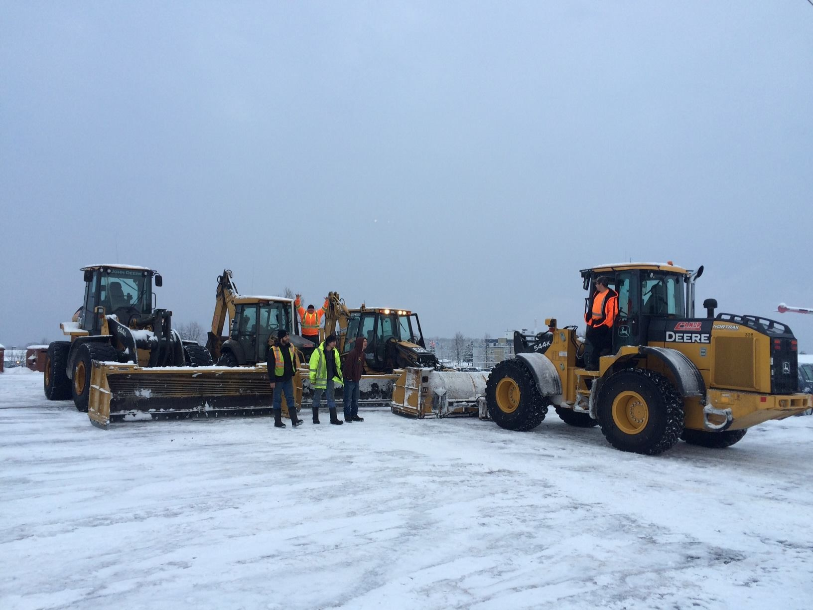 Easy steps to more snow removal service