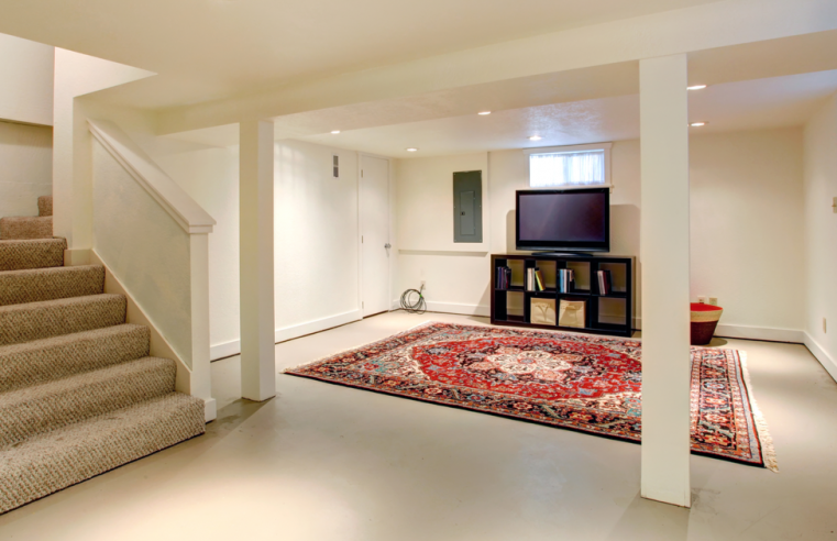 Basement Remodeling Tips – Start Small and Go Big