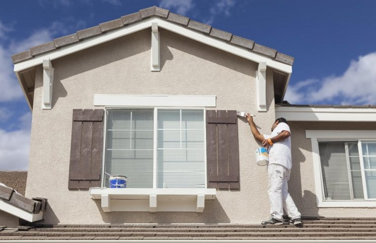 House Painting Preparation and Tips