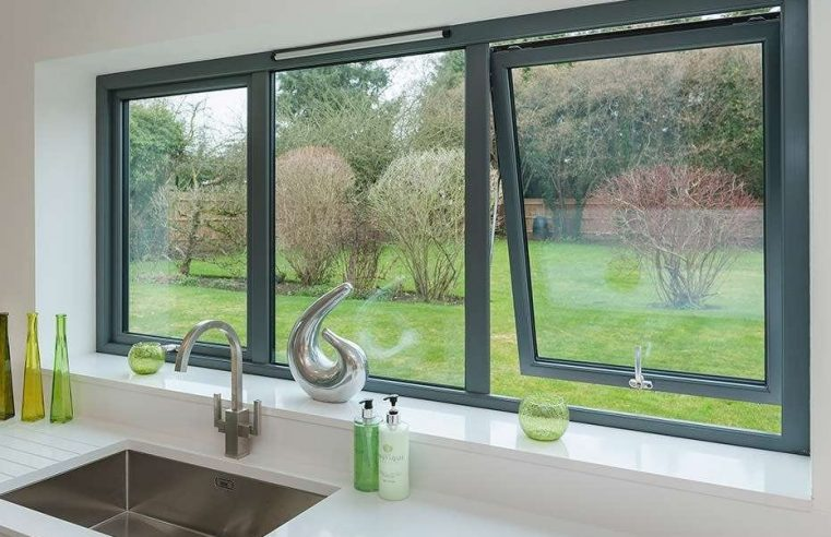 Different types of awning windows and awnings